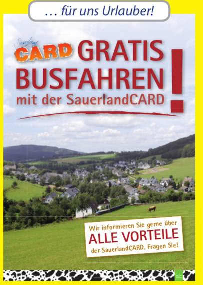 Sauerland-card